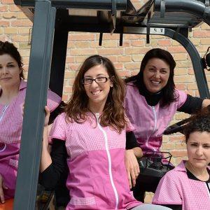 Lo staff di Sintek Assisi