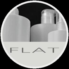 Contenitori in plastica linea Flat