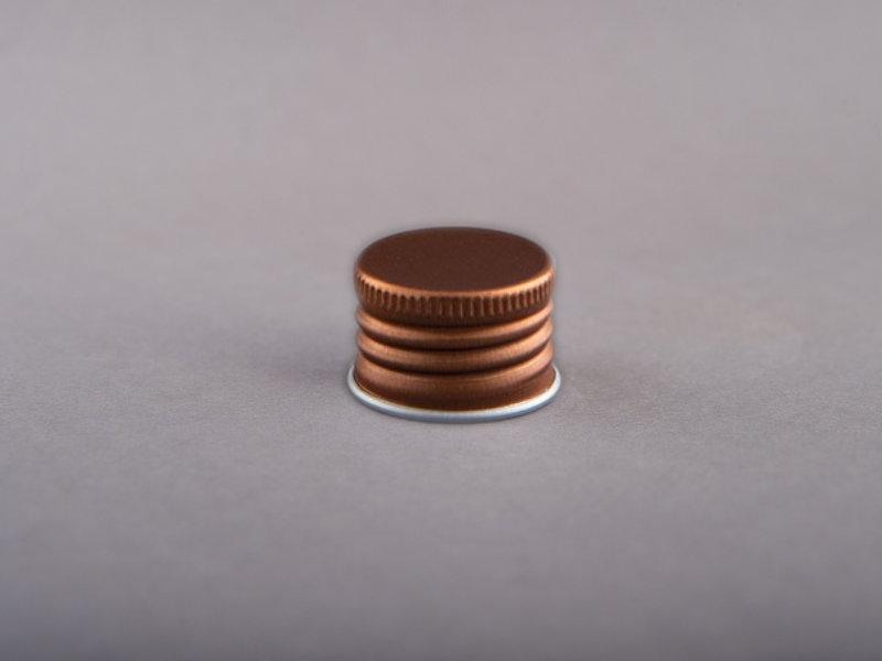 COP24AL - Tappo a vite con diametro 24 mm