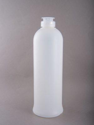 SKL500 Flip - Top - Linea SK - flaconi in plastica Sintek