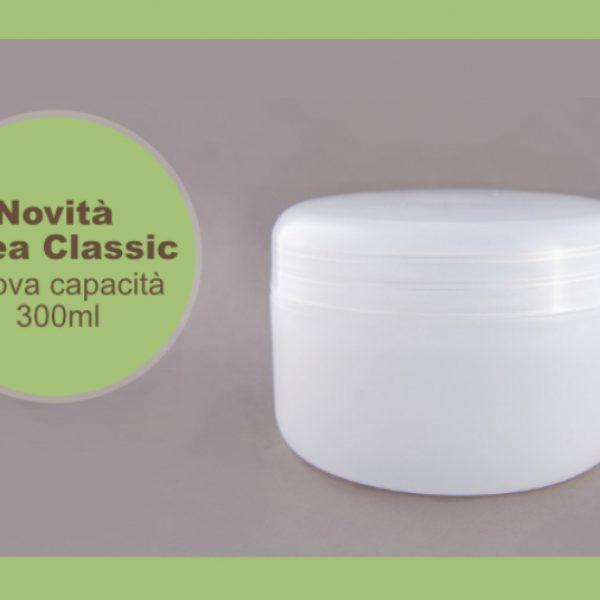 Novità Linea Classic - Nuova capacità