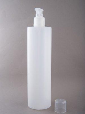 FLAT500 Dispenser Flacone in Plastica Sintek
