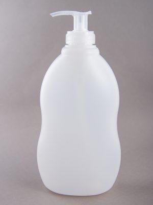 FONES500 28-400 Dispenser 2 - Linea One's – Flaconi in plastica Sintek Assisi