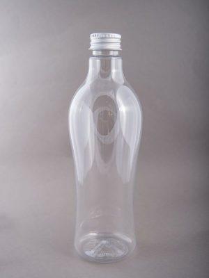 FONESB500 PET Tappo Alluminio - Linea One's – Flaconi in plastica Sintek Assisi